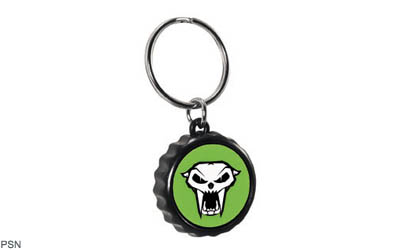 Team arctic bottle opener / keychain