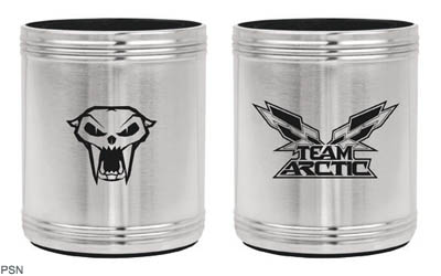 Team arctic stainless can cooler