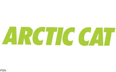 Arctic cat decal