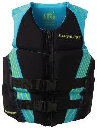 Absolute outdoor flexback neoprene adult vests